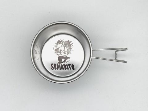 ソマシェラカップ深型280ml三ツ目スケ坊