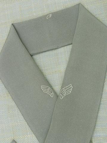 半衿・正絹塩瀬「天使の羽」