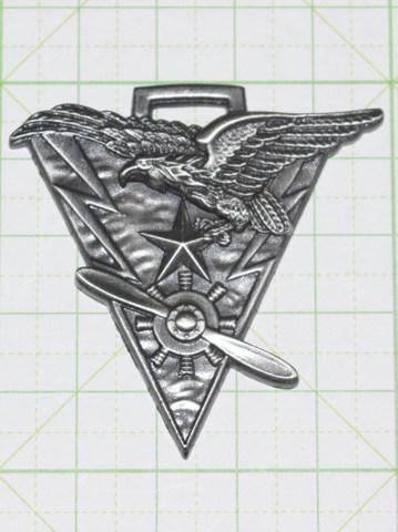 陸軍航空通信学校徽章 複製