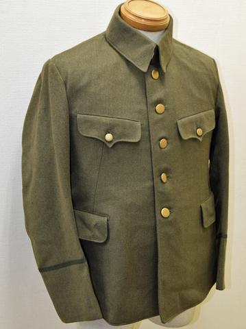 陸軍三式軍衣 尉官用
