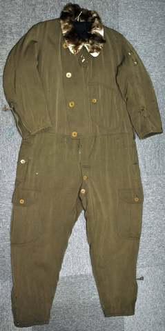 海軍航空衣袴 冬用
