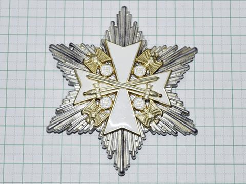 ドイツ鷲勲章星章 複製