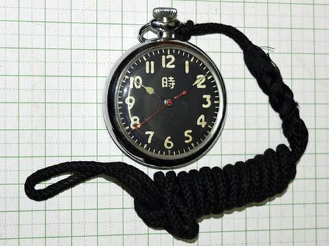 陸軍飛行時計 懐中型