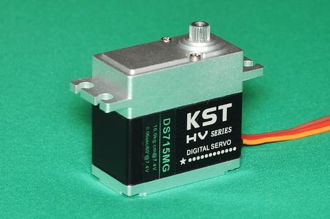 KST・DS715MG・HV・高性能・デジタルサーボ