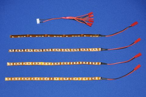 LEDテープ用・バッテリーバランスコード