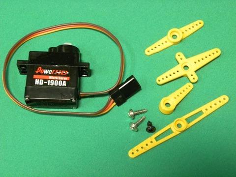 POWER HD・HD-1900A・アナログサーボ