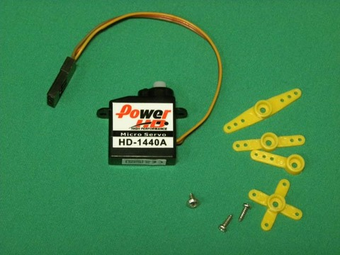 POWER HD・HD-1440A・アナログサーボ