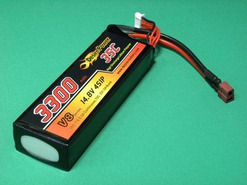 desire power-V814.8V-3300mA-35c