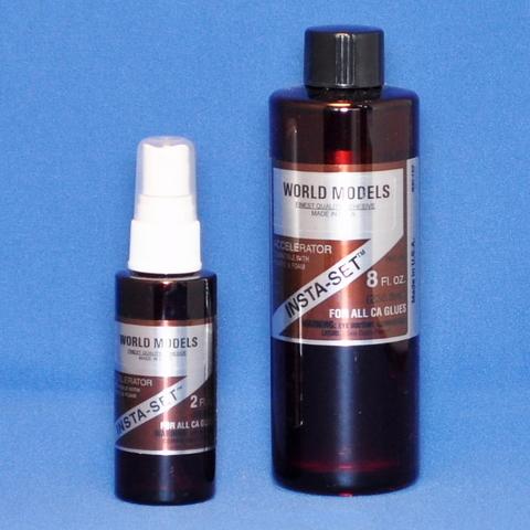 瞬間接着剤用・硬化促進剤スプレー2oz  (56.8g)