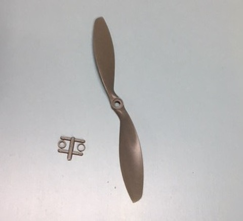 APC・電動用プロペラ・スローフライト用・8x3.8SF