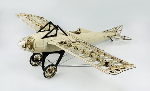 ドベルデュッサン・モノクーペ・1913・バルサキット