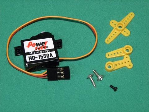 POWER HD・HD-1550A・アナログサーボ