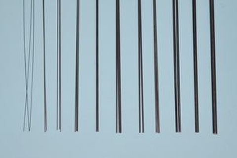 K&S ピアノ線・2.38x900(mm)・1本入