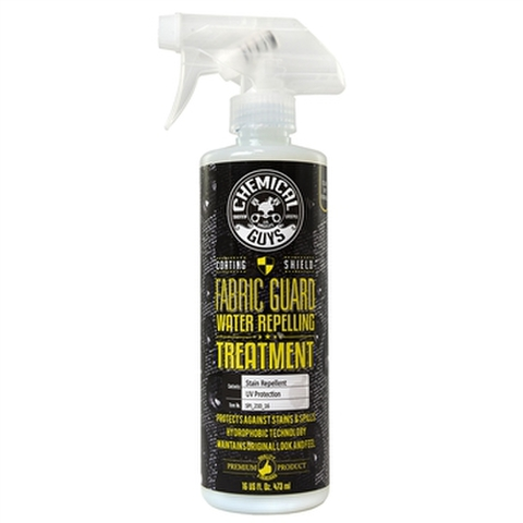 FABRIC GUARD WATER REPELLING TREATMENT 16oz