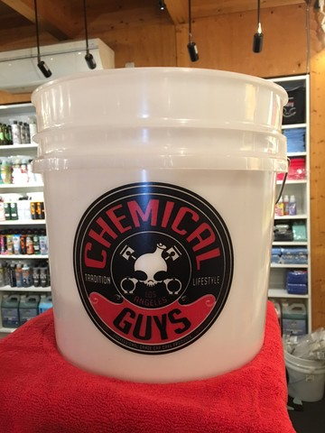 ChemicalGUYS BUCKETのみ 5gal