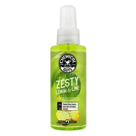 ZESTY Lemon and Lime  4oz