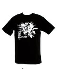 "T-shirt ""EASTER"" ブラック"