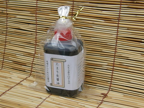 たまり生醤油(180ml)