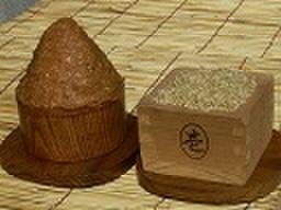 玄米こうじ味噌 1キロ詰め