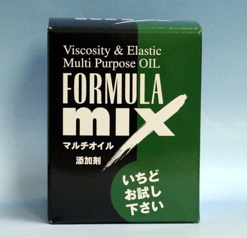 フォーミュラミックス オイル添加剤 100cc(1箱)