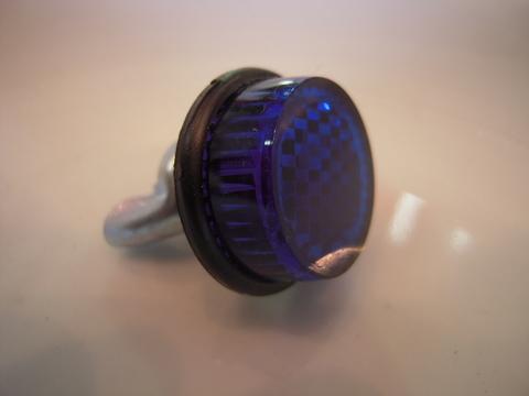 プラスチックリフレクター Blue