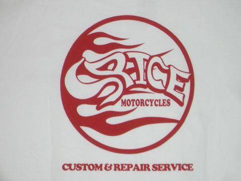 Logo T-シャツ White