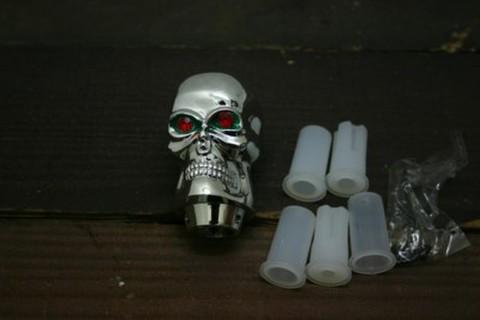Skull シフトノブ
