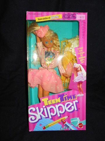 TeenTime SKIPPER★スキッパー★Barbie★バービー★人形