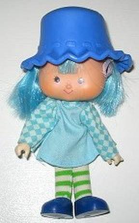 ストロベリーショートケーキ●ブルーベリーマフィン●お人形
