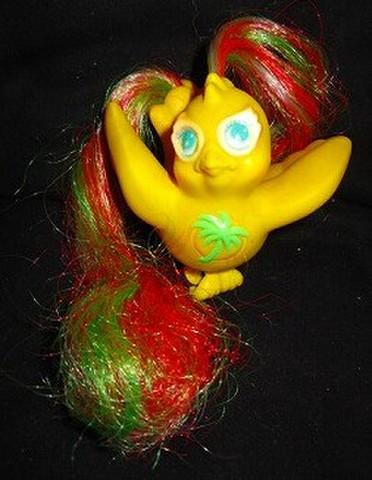 80's★Fairy Tails★フェアリーテール★HASBRO★ ビンテージ!ハズブロ社製の可愛い鳥です!