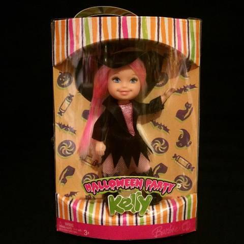バービー★ケリー★ハロウィン★魔女★人形