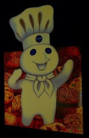 Pillsbury●紙バッグ●'89