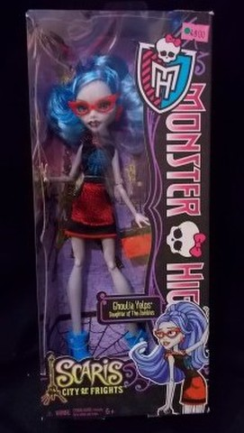 MonsterHigh●Ghoulia●ドール