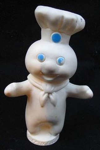 Doughboy☆1974年ソフビ人形☆