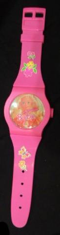 Barbie●バービー●大きい!腕時計型壁掛け時計