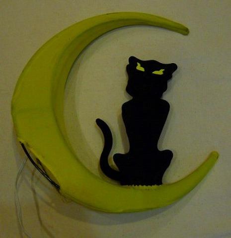 黒猫と三日月★ライト