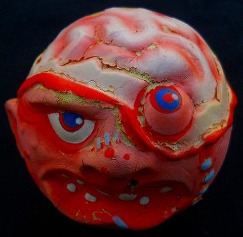 MAD BALLS●Bash Brain●'86