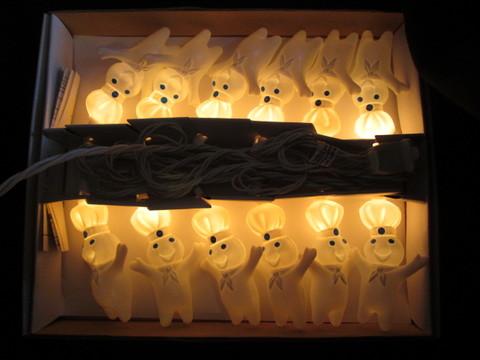 Doughboy★ドゥーボーイ★デコレーションライト★クリスマスライト★フィギュア★人形★PILLSBURY