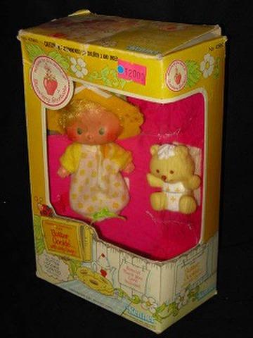 ストロベリーショートケーキ★バタークッキー人形★'81