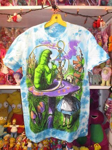 不思議の国のアリス★アリス★Alice in Wonderland★Tシャツ★タイダイ
