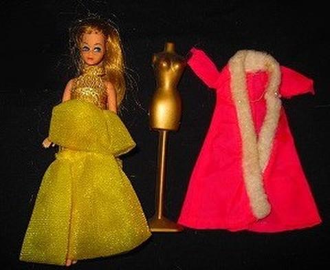 ビンテージ★DAWN★ドーンの人形★70's
