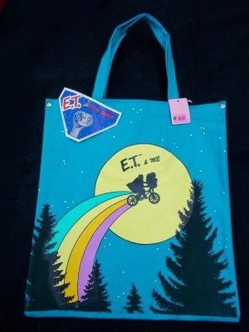 E.T.■ナイロントートバッグ