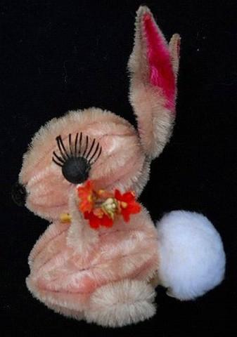 うさぎ●モールのお人形