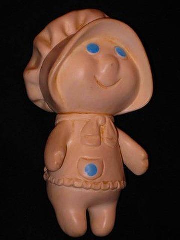 ピルズバリー●ソフビ人形●ポピー