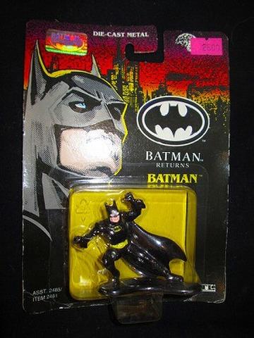 1991年★BATMAN★バットマン★バットマン★ダイカスト★