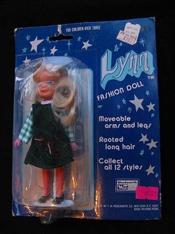 LynnFashionDoll(緑)