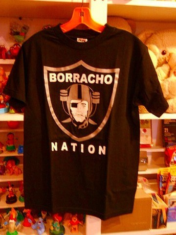 Tシャツ★Borracho Nation