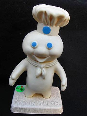Doughboy☆1971年ソフビ人形☆