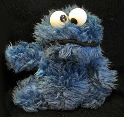 SesameStreet●クッキーモンスター