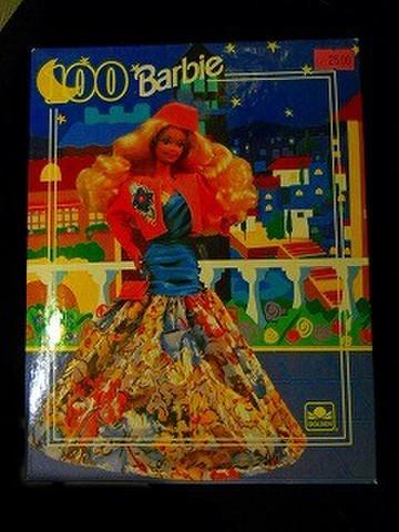 Barbie●100PiecePuzzle●'91